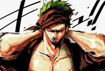 "· Roronoa Zoro · / ""If I can't even protect my captain's dream, then whatever ambition I have is nothing but talk."""
