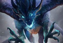 · Dragons ·