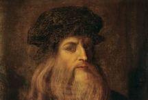 Leonardo da Vinci (1452-1519) / Renaissance