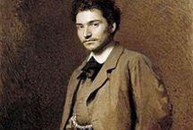 Fyodor Alexandrovich Vasilyev (1850-1873) / Russian landscape painter