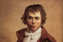Jacques-Louis David (1748–1825), painter