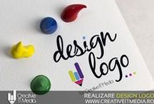 Design Logo / Realizare design logo, realizare logo, sigle companie, logo companii, modele de logo