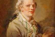 Jean-Honore Fragonard(1732-1806) Fr. The Rococo