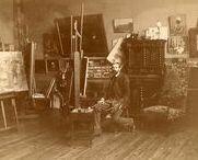 Victor-Gabriel Gilbert (1847-1933)Fr.Naturalist