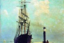 Lew Felixovich Lagorio (1827-1905) Russian painter