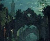 Antonio Basoli (1774-1843),Italian painter ... / Antonio Basoli (Castel Guelfo, 1774–1848) was an Italian painter, interior designer, scenic designer, and engraver, active mostly in Bologna.,