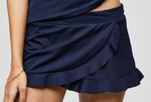 Navy / So classic, so flattering (and yes, just as versatile as black)