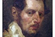 Gericault, Theodore (1791-1824) ,Franch painter