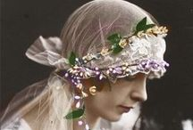 COSTUME: Dah Dump-Tee Dah / What to wear to wed. / by Ria Runkee