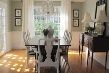 Dining Areas / by Christine Lalonde