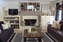 Family room ideas / by Christine Lalonde