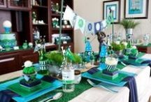 Party!! / Entertaining Ideas / by Soleil Makin