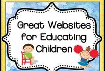 Great Websites for Educating Children / This board will direct you to all the great educational sites that are out there. This is not a board to advertise your TpT or Teacher's Notebook Store.  No TpT or Teacher's Notebook product pins.