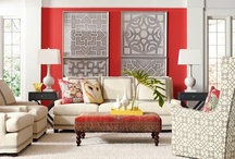 Accent walls / by Christine Lalonde