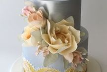 Wedding Cake / Beautiful and delicious cakes for weddings, parties and bad days..