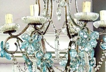 Interior design Chandeliers lanterns and lamps / Cool lighting - chandeliers, sconces, lamps and lanterns