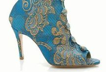 Fashion shoes / Vintage shoes and modern shoes that I love