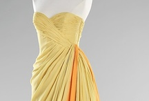 Jean Dessès Vintage Vintage Fashion  / Fashion Designer Jean Dessès and her beautiful vintage clothing