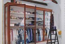 Interior design Closets and storage