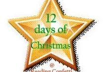 Holidays-Christmas / by Jennifer Thomson