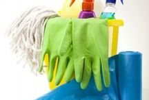 Cleaning made easier / by Jennifer Thomson