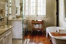 Cuartos de baño - Bathrooms