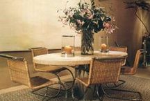 Comedores - Dining rooms / by Me gusta la moda .