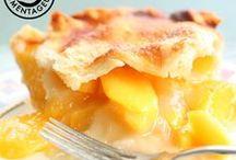 All things peach! / by Jennifer Thomson