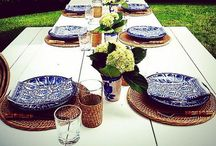 La mesa está puesta - The table is set