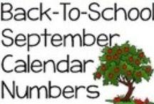 Kindergarten September Ideas