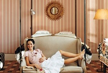 Carolina Herrera Jr. at home