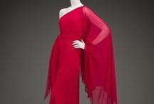 Halston / Halston designer vintage fashion