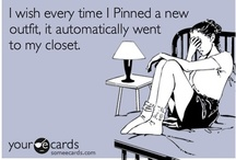 Cute & Casual / Oh how I wish that everything I pinned magically appeared in my closet!  / by Vickie Bailey