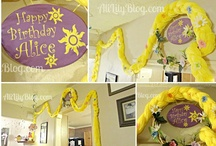 Disney Princess Party Ideas / by Chrissy