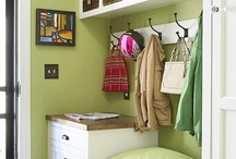 Mudroom / by Chrissy
