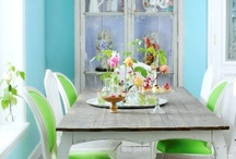 Interior - clever color combinations