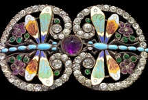 Jewelry - Antique & Vintage Buckles / Beautiful Vintage Buckles and Antique Buckles - belt buckles, shoe buckles and sash buckles