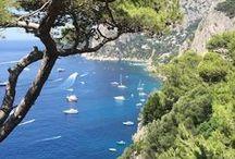 Mediterranean / Mediterranean Cities & Beach Towns