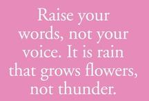 Well Said... / by Tiffany Bowen