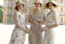 COSTUME DRAMA: Downton Abbey / by Ria Runkee