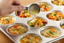 Yummy Stuff: In the Muffin Pan