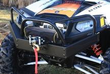 Polaris RZR Bumpers