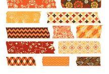 Crafts-washi tape / by Jennifer Thomson