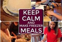 Brrrr!!! Freezer meal workshops / Freezer meals / by Mariah McGraw Tastefully Simple Consultant