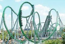 RollerCoasters + Thrill Rides  / by Anthony Cashin
