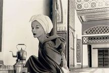 Lisa Fonssagrives / Fashion icon and model Lisa Fonssagrives who became Lisa Fonssagrives Penn when she married the photographer Irving Penn