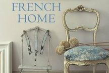 French living / Homes, interiors, furniture and decor ideas / by Joanna Butler