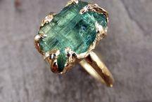 Jewels, Gems, & Jewelry. / by Shellie Parrish