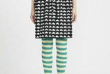 FASHION ABLE: Graphic Strength / Stripes, bold graphics / by Ria Runkee