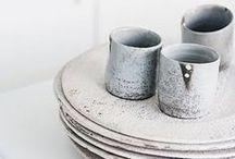 Pottery - Cups + Mugs